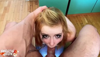 Robyn truelove gets bound gagged and whipped deep throat