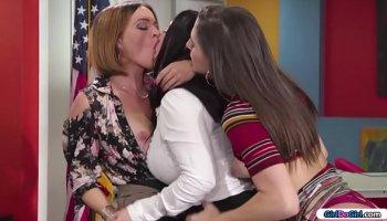 Holly Heart - Milfs like hard anal with big dicks