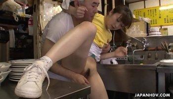 Professor rei mizuna hot sex