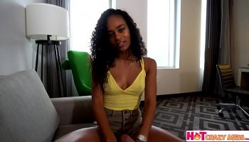 hunt4k magnificent young girl loves just sports money