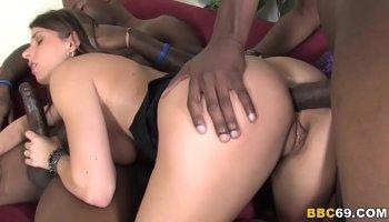 His big cock erotic massage